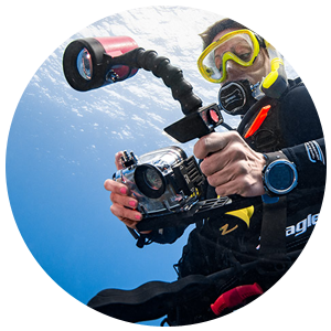 PADI Underwater digital photography specialty