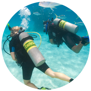 PADI Enriched Air Diver Specialty