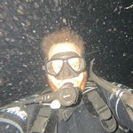 dive hurghada-diving-dive-diver-night dive-underwater